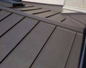 新規屋根完成